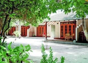 Отель Adaaran Select Meedhupparu 4*, Мале, Мальдивы - фото 1