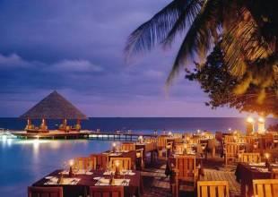 Отель Angsana Resort & Spa Velavaru 5*, Мале, Мальдивы - фото 1