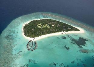 Отель Coco Palm Dhuni Kolhu 5*, Мале, Мальдивы - фото 1