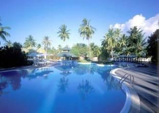 Отель Equator Village 3*, Мале, Мальдивы - фото 1
