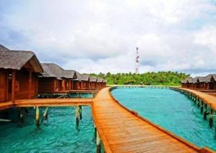 Отель Fihalhohi Island Resort 3*, Мале, Мальдивы - фото 1