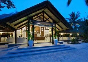 Отель Kuramathi Island Resort 4*, Мале, Мальдивы - фото 1