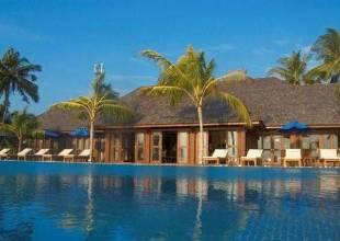 Отель Olhuveli Beach & SPA Resort 4*, Мале, Мальдивы - фото 1