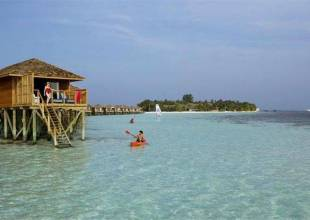 Отель Vilamendhoo Island Resort 4*, Мале, Мальдивы - фото 1