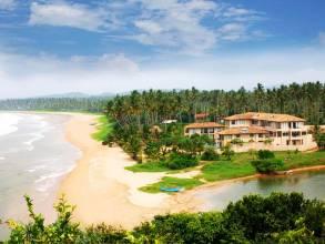 Отель Шри Ланка, Мирисса, Mandara Resort 2570 *, ,  - фото 1