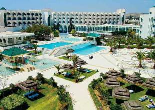 Отель Тунис, Хаммамет, Nahrawess 4* *, ,  - фото 1