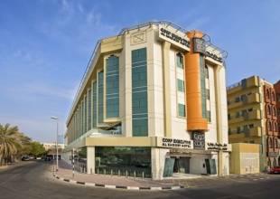 Отель Corp Executive Al Khoory Hotel 3*, Дубаи, ОАЭ - фото 1