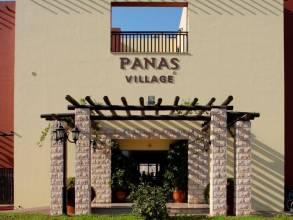 Отель Panas Holiday Village 3*, Айя Напа - фото 1