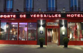 Отель Pavillon Porte De Versailles 3*, Париж, Франция - фото 1