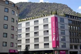 Отель Mercure Andorra 4*, ,  - фото 1