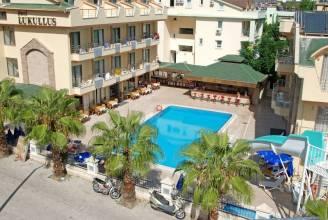Отель Grand Lukullus Hotel 4*, Кемер - фото 1