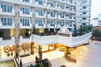 Отель Таиланд, Паттайя, Miracle Suite 4 **** *, ,  - фото 1