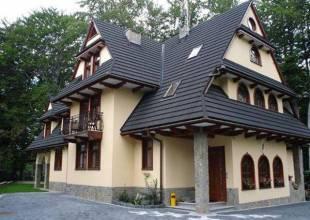 Отель Bor Willa 2*, Закопане, Польша - фото 1