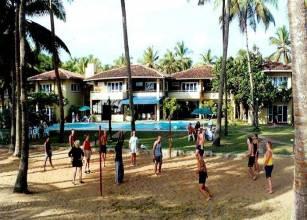 Отель Шри Ланка, Маравила, Sanmali Beach Hotel 2 * *, ,  - фото 1