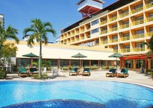 Отель Таиланд, Паттайя, Bella Express Hotel ( Ex.best Western Bella Express) 3* *, ,  - фото 1