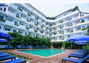 Отель Таиланд, Паттайя, Hill Fresco (ex. Sea Orchid Resort) 3* *, ,  - фото 1