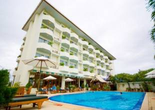 Отель Таиланд, Паттайя, Jp Villa Pattaya 3* *, ,  - фото 1