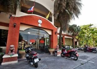 Отель Таиланд, Паттайя, Thai Orange House 2 *, ,  - фото 1