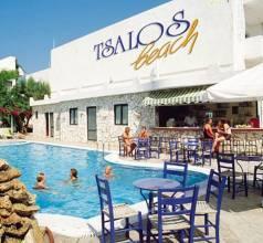 Отель Греция, о. Крит, Tsalos Beach 3* *, ,  - фото 1