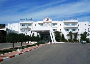 Отель Тунис, Монастир, Rosa Beach  *, ,  - фото 1