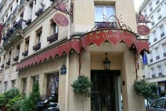 Отель Villa Opera Drouot / Weekend 4, Экскурсионный тур - Франция, Франция 4*, ,  - фото 1