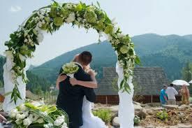 Горящий тур Свадьба в Карпатах от 750 гривен с проживанием 2 ночи и банкетом - купить онлайн