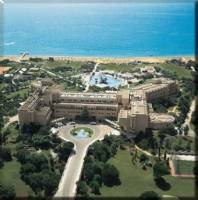 Горящие туры в отель Crystal Tat Beach Golf Resort & Spa (Ex. Barcelo Tat Beach & Golf Resort) 5*, Белек, Турция