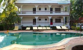 Горящие туры в отель Morjim Club Resort (ex.Rococco Hotel Morjim) 3*, ГОА северный, Индия