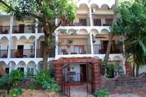 Горящие туры в отель Villa Fatima 2*, ГОА северный, Индия