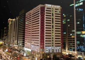 Горящие туры в отель City Seasons Hotel Al Hamra Abu Dhabi 4*,