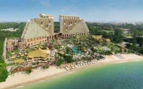Таиланд, Паттайя, Centara Grand Mirage Beach Resort 5*
