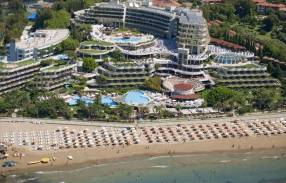 Горящие туры в отель Crystal Sunrise Queen Luxury Resort & SPA 5*, Сиде, Турция