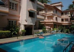 Горящие туры в отель Perola Do Mar 2*, ГОА северный, Индия