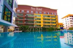 Горящие туры в отель Neo Hotel 3*, Паттайя, Таиланд