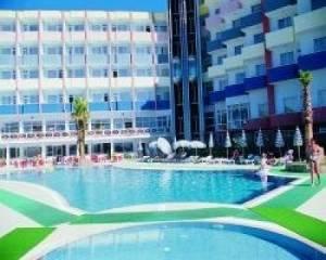 Горящий тур Asrin Beach Hotel 5859227, Аланья, Турция - купить онлайн