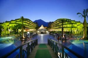 Горящий тур Queen's Park Resort Tekirova - купить онлайн