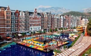Горящий тур Orange County Deluxe Hotel - купить онлайн