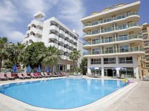 Горящий тур Alkan Hotel - купить онлайн