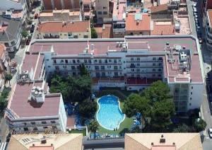 Горящий тур Balmes Apartamentos - купить онлайн