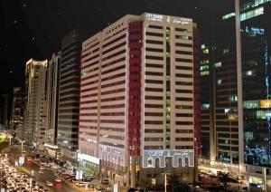 Горящий тур City Seasons Hotel Al Hamra Abu Dhabi - купить онлайн