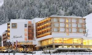 Горящий тур Tirol Hotel Kempinski - купить онлайн