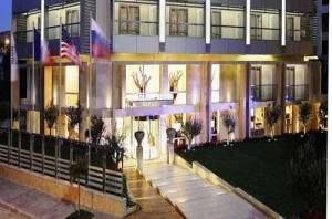 Горящий тур Divani Apollon Suites - купить онлайн