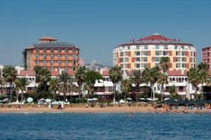 Горящий тур Arabella World Hotel 4*, Аланья, Турция - купить онлайн