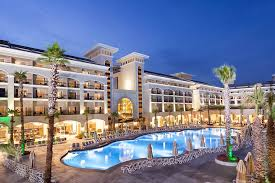 Горящий тур  Делюкс отель Турция 5*, 659 eur,Alva Donna Exclusive Hote 5 Раннее Бронирование с апреля - купить онлайн