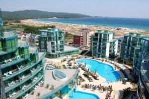 Горящий тур Grand Hotel Primorsko - купить онлайн