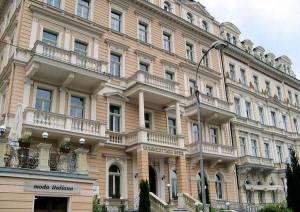Горящий тур Humboldt Park Hotel 4*, Карловы Вары, Чехия - купить онлайн