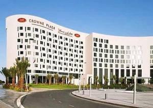 Горящий тур Crowne Plaza Abu Dhabi 5*, Абу Даби, ОАЭ - купить онлайн