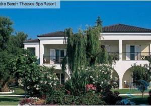 Горящий тур Alexandra Beach Thassos Spa Resort - купить онлайн