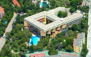 Горящий тур Al Murooj Rotana Hotel - купить онлайн