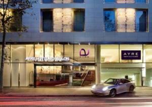 Горящий тур Ayre Rosellon 2569, Барселона, Испания - купить онлайн